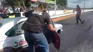 Curran Brothers Racing at the 2012 4 & Rotary Nationals
