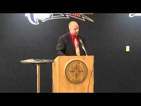 New CSU-Pueblo Head Men's Basketball Coach, Ralph Turner