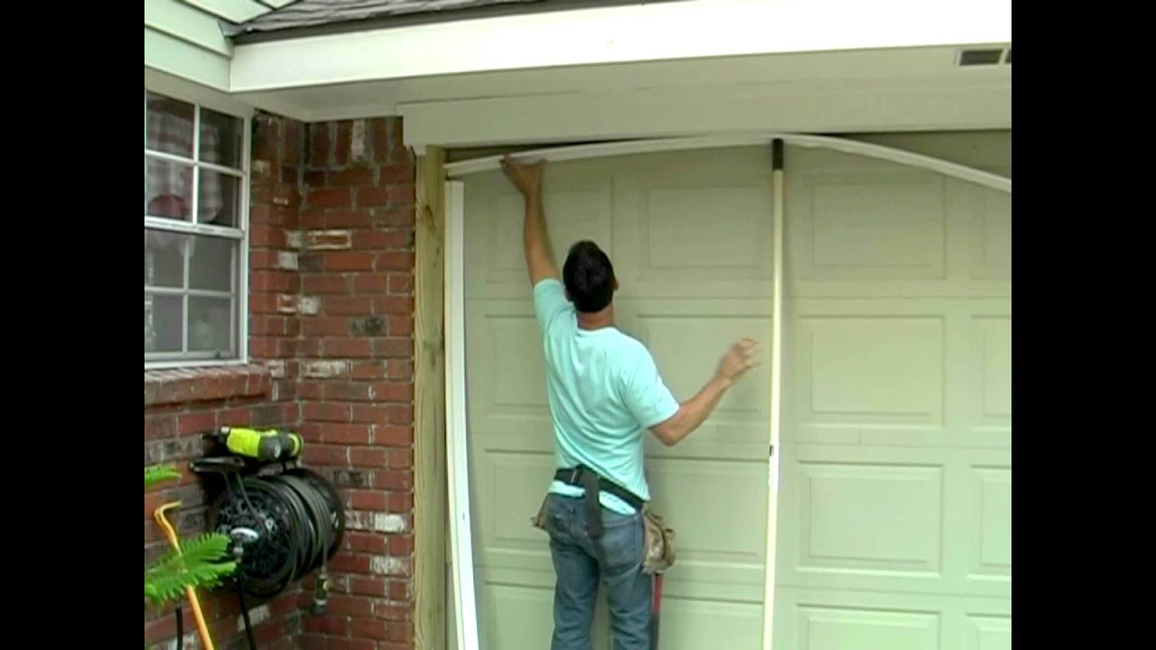Weatherproofing your garage youtube rubansaba