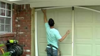 Weatherproofing your garage!