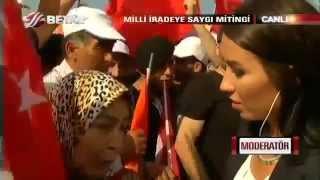 Erdoğanın götünün kılıyım. Recep tayyip erdoğan, AKP mitingi
