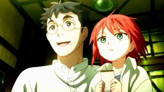 "「...Mahou Tsukai no Yome...」- ""Пока еще не поздно всё начать..."""