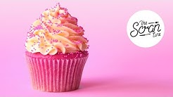 PINK VELVET CUPCAKES  +  EXCITING ANNOUNCEMENTS - The Scran Line