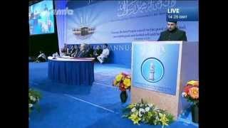 Urdu Poem: Kashtie Islam Belutfe Khuda Ab Garkh Hai - Jalsa Salana USA 2012