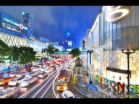 10 Best Bangkok Shopping Malls