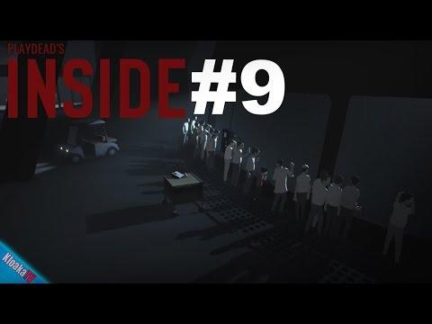 INSIDE - Part 9 - Walkthrough Gameplay - The Office [1080p & 60 FPS]