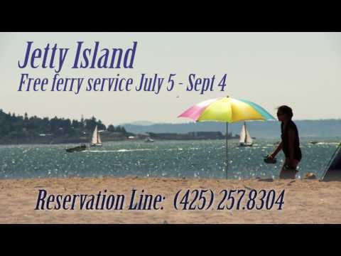 #ThisIsEverettSummer: Jetty Island