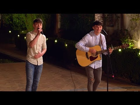 Sean & Conor Price: Simon Has No Words, They Are Absolutely PERFECT  The X Factor UK 2017