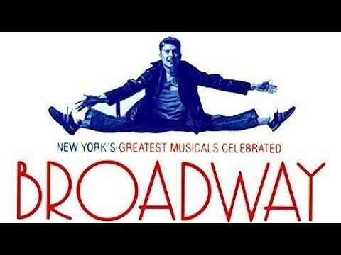 Broadway - New York's Greatest Musicals Celebrated Soundtrack Tracklist