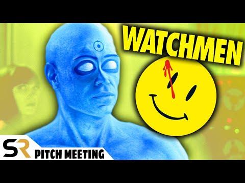 Watchmen Pitch Meeting