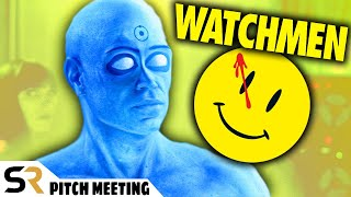 Watchmen Pitch Meeting