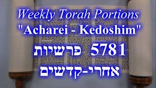 Acharei Mot - Kedoshim 5781 Youth