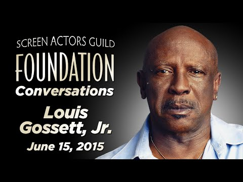 Conversations with Louis Gossett, Jr.