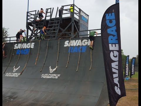 Savage Race 2016, Spring - Dade City, Florida (Full Race)