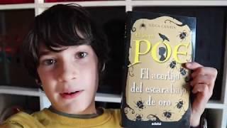 El joven Poe (Con acertijo incluido) - Aimar REC