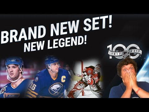 CRAZY FIRST NHL 18 SET! BRAND NEW LEGEND! FIRST NHL 18 SPECIAL PACKS! WOO