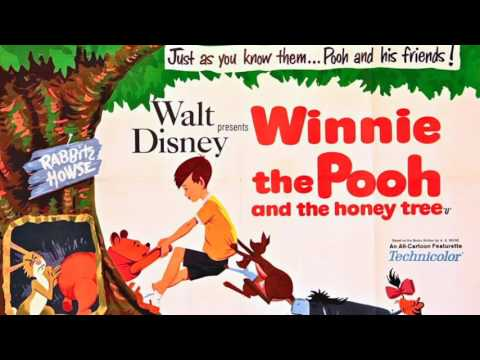 Audio Books - Childrens Stories - Winnie The Pooh And The Honey Tree