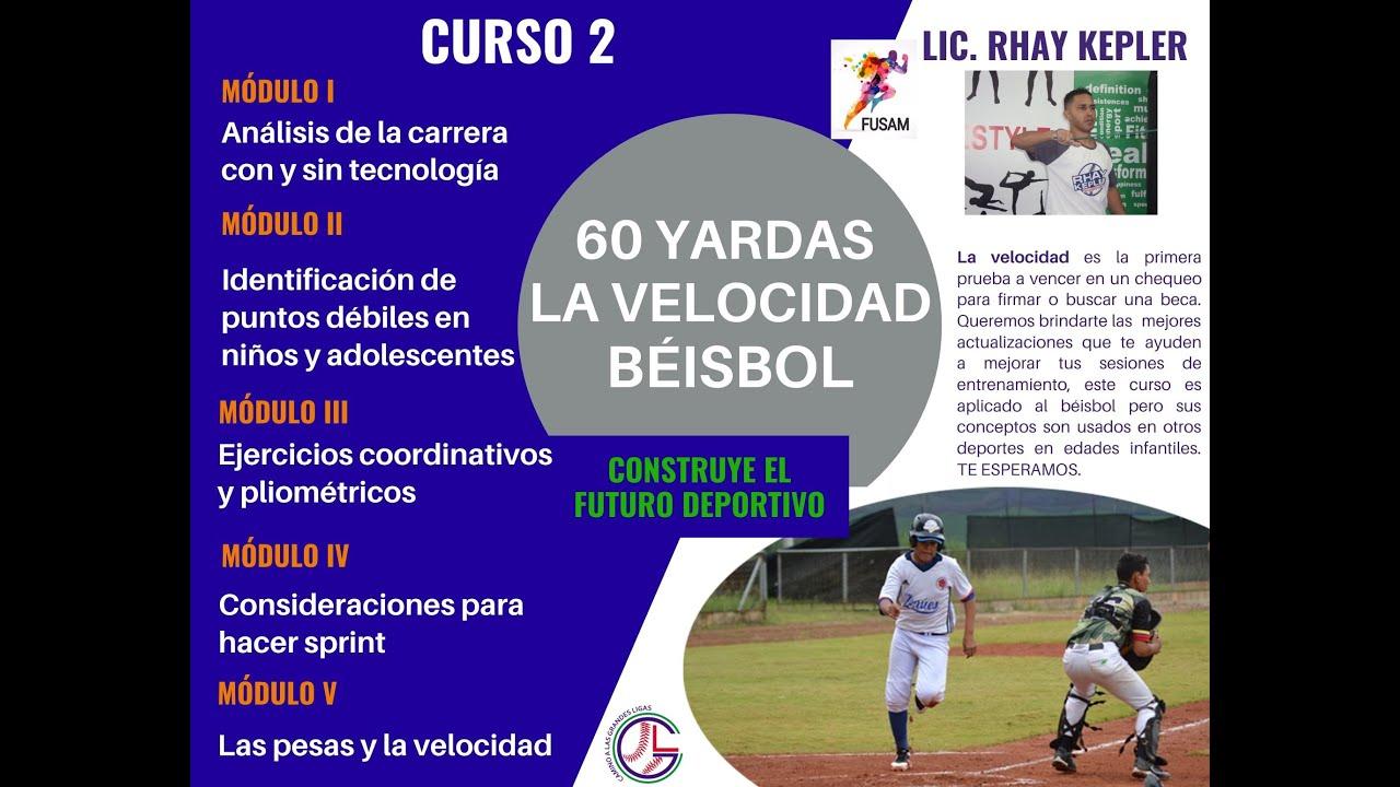 La Velocidad - Béisbol - Consideraciones Generales (empieza en el minuto 17)
