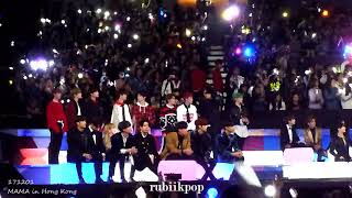 171201 Mama - Exo The Eve, Kokobop Reaction: Taemin, Nct127, Got7, Day6, Red Vel