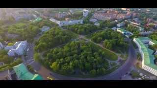 видео город Полтава достопримечательности