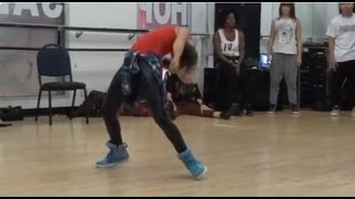 justin timberlake cry me a river   sierra neudeck   choreography willdabeast