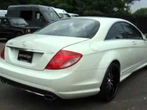 2008 mercedes benz cl550 paramus nj youtube for Mercedes benz paramus nj