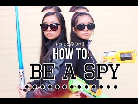 How to Be a Spy Ep. 2 | Kayla&Gail