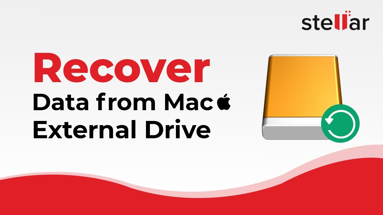 How to Recover Data from Mac External Hard Drive on High Sierra?