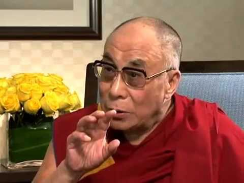 Message for China - Interview with Dalai Lama