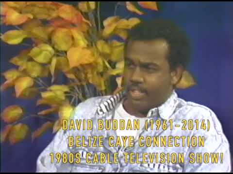 HOW ISHMAEL SHABAZZ & DAVID BUDDAN TALKED ABOUT AGRICULTURE  IN BELIZE IN THE 80S!