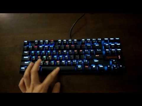 Redragon keyboard rgb software | Redragon K580 VATA RGB LED