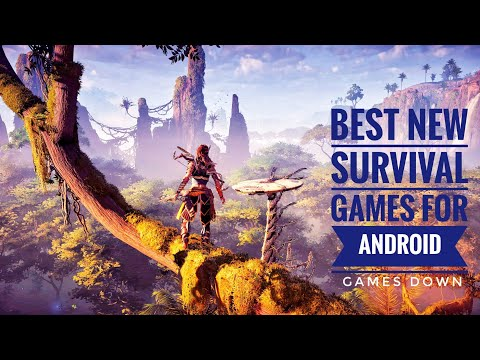 Best New Survival Games For Android | 10 Best Survival Games For Android (2019-2020)
