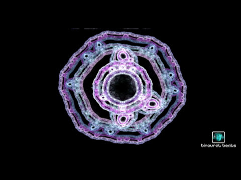 Relieve Fatigue & Muscle Tension - Meditation Music with Theta Waves