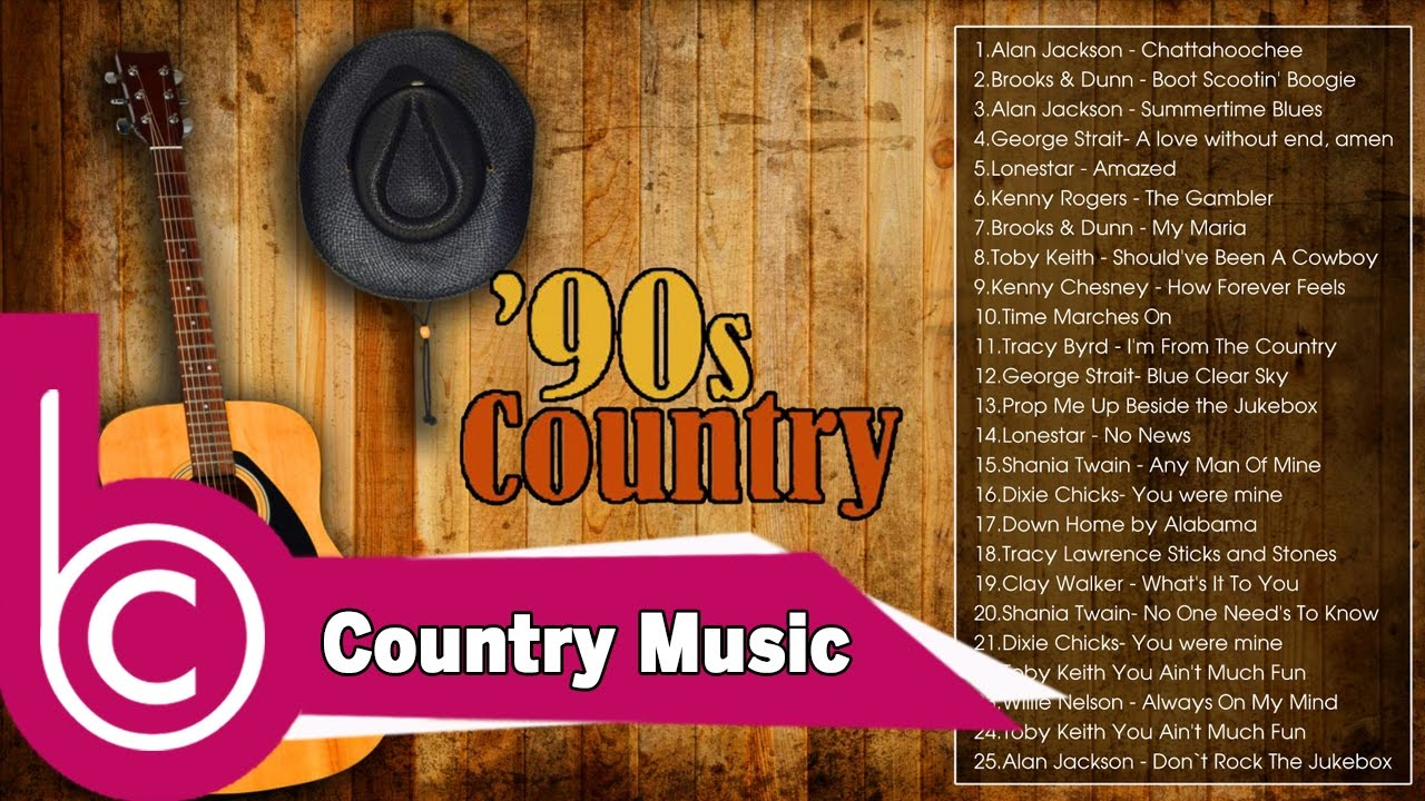 Best Of 90s Country