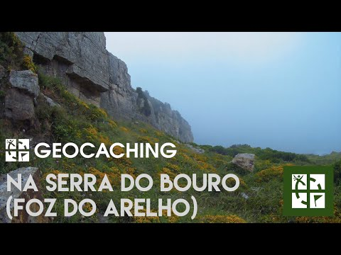 Geocaching na Serra do Bouro (Foz do Arelho)