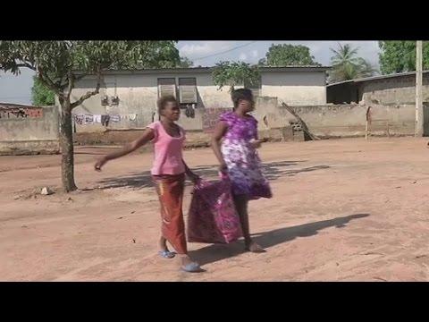 Côte d'Ivoire, Yamoussoukro ville moyenne