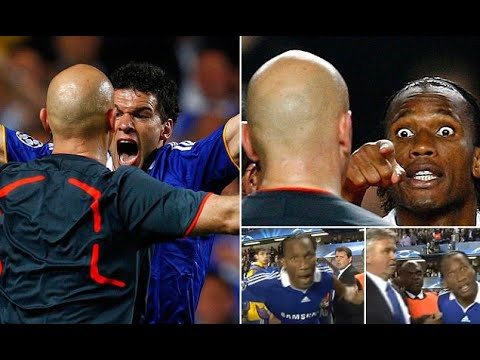 Chelsea's clash with Barcelona from 2009 is still infamous thumbnail
