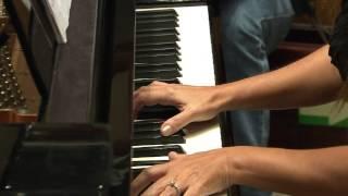 Recital de piano, contrabajo y violín - 9 Mar 2015 - Bloque 1