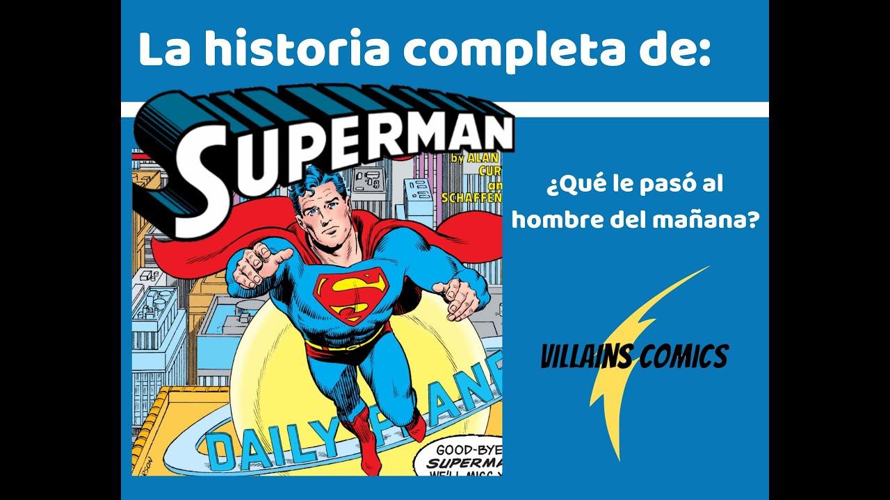 Superman - ¿Qué le pasó al hombre del mañana?