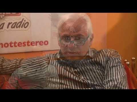 """1*PUNTATA """" un caffè con"""" Ospite in Studio Giuseppe RUGGIERO"""