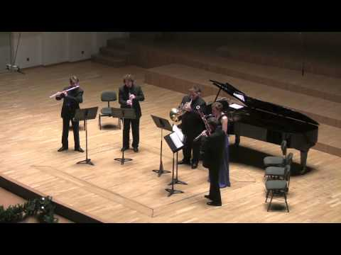 Vincent d'Indy Sarabande and Minuet - Berlin Counterpoint