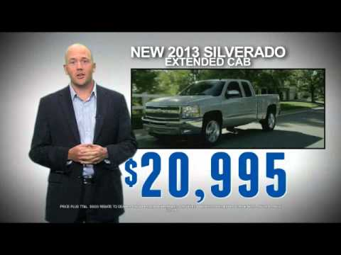 Jim Norton Chevrolet Add For May Of 2013 Youtube