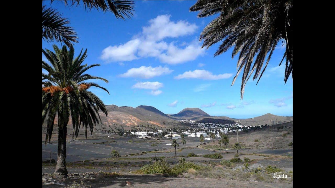 isla de lanzarote tierra de volcanes islas canarias espana youtube