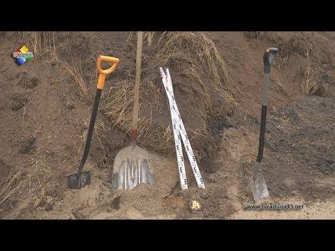 В Павловском Посаде продолжаются археологические раскопки