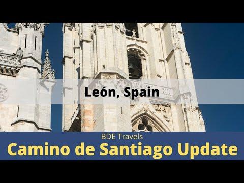 Camino de Santiago Update | León, Spain | BDE Travels