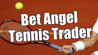 Trading Tennis on Betfair - Bet Angel - Tennis trader