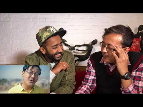 GIRISH KHATIWADA REACTS TO SAJIN MAHARJAN'S COVER VIDEO