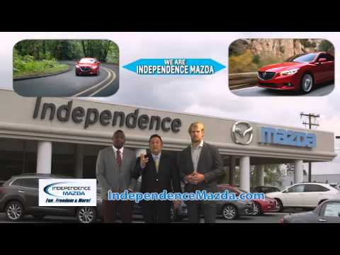 Independence Mazda Backup Cam - YouTube