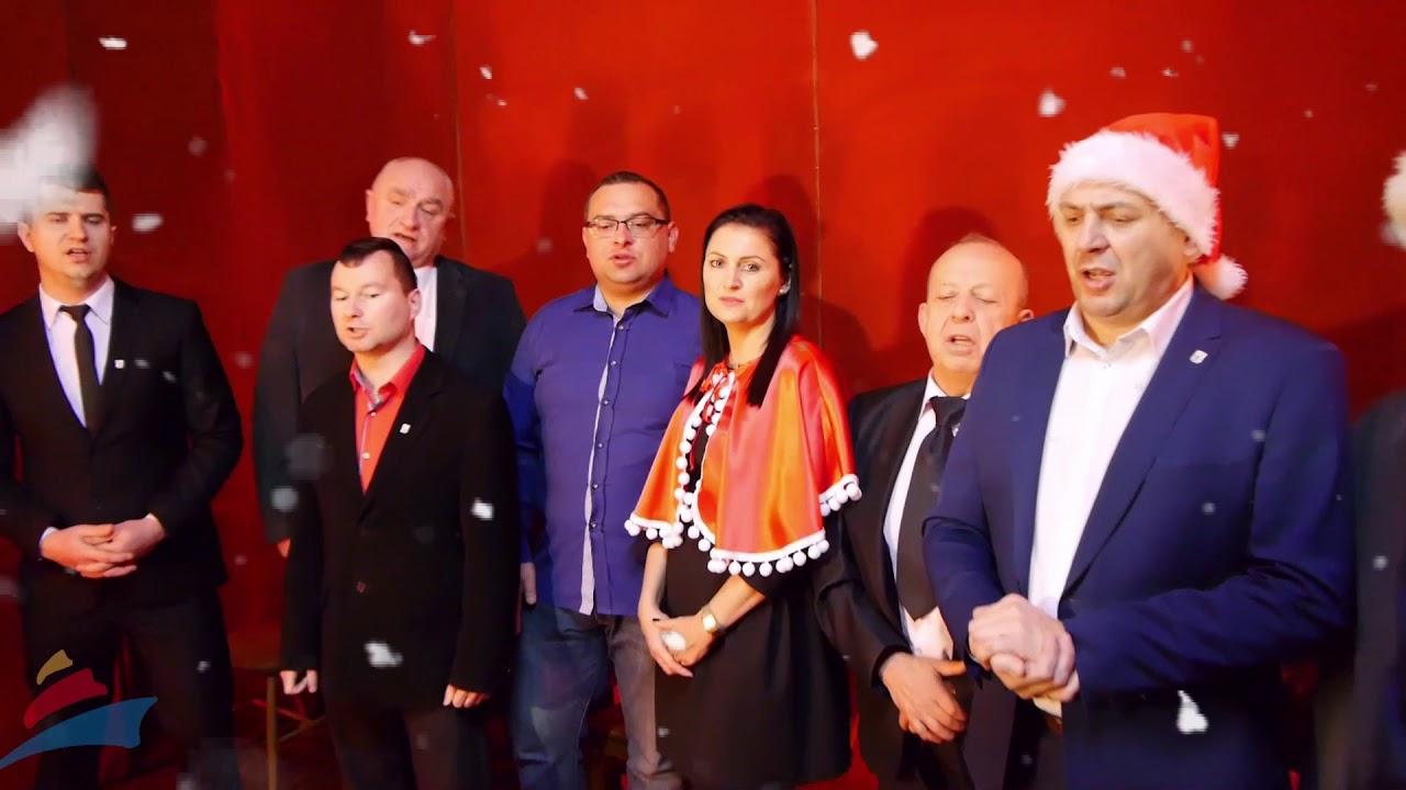 W żłobie leży – lubańscy samorządowcy zaśpiewali