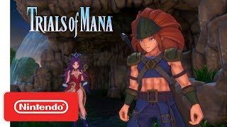 Trials of Mana - Character Spotlight Trailer - Nintendo Switch